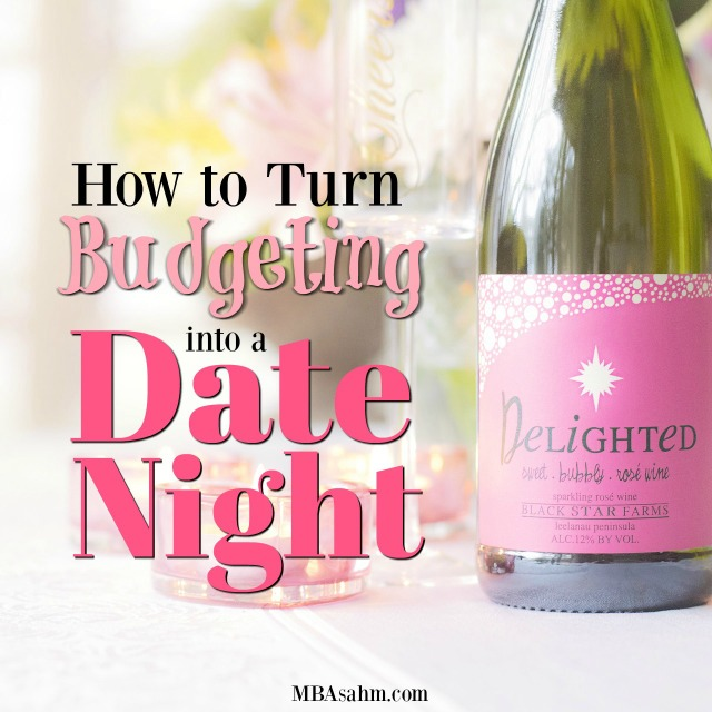 If you and your spouse want to achieve financial freedom, then you need to hold regular Budgeting Date Nights! Here's what you need to do to make it a success.