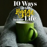 10 Ways to Add Hygge to Your Life