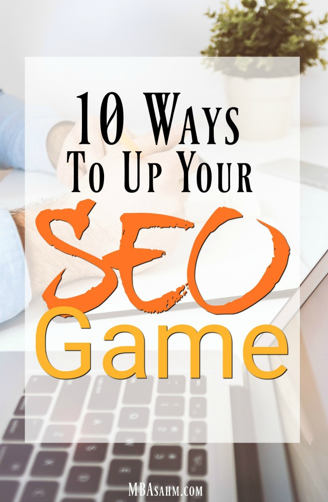 These SEO tips will help you improve your blog's Google ranking and thus, your traffic. An SEO strategy is an important part of blogging, so don't overlook this!