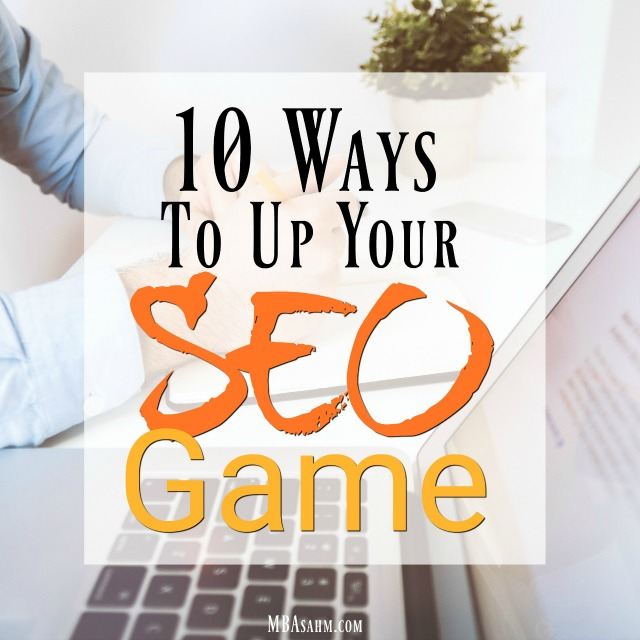 SEO Strategy: These 10 SEO tips will help get a higher Google ranking for your blog!
