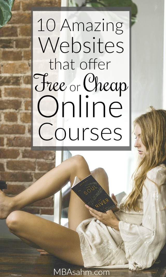 If you want to know where to find the best free online courses, this list is for you! All of these sites have amazing classes, many of which are taught by experts in their fields.
