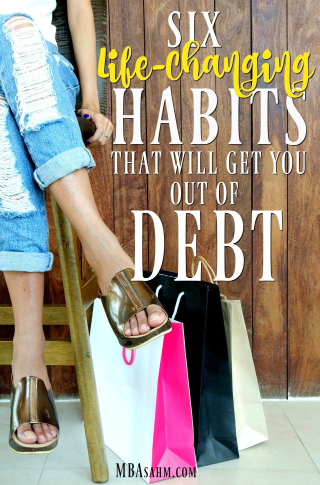 Living debt-free is not a pipe dream, it's totally possible! Small changes can create life-changing habits that will bring you one step closer to financial freedom. Here's how to get started paying off all of your loans.