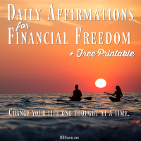 Money Affirmations to Help Achieve Financial Freedom