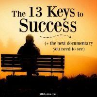 Napoleon Hill's Master Key: 13 Steps to Success