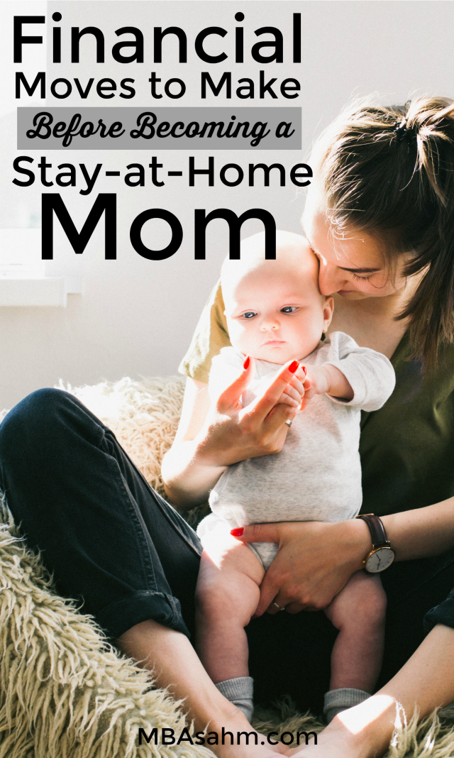 How to Become a Stay at Home Mom: The Financial Moves that Will Make Your Dreams a Reality. If you want to be a stay at home mom, these money moves will make the transition easy and possible. The SAHM life is only a few steps away!