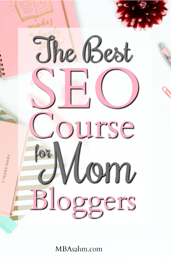 After so much searching, I finally found the best SEO course for mom bloggers, and it didn't break the bank! There is so much to learn with SEO and this course made it simple. If you're on the hunt to improve your mom blog, this should be your next investment!