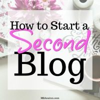 Should You Start Another Blog?