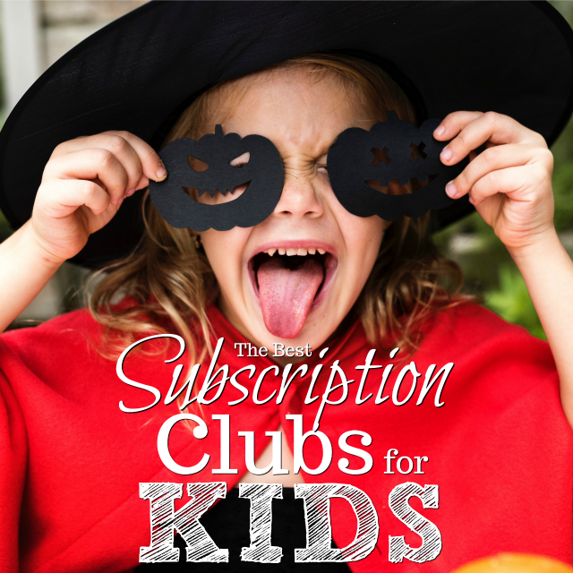 These subscription clubs for kids are perfect gift ideas for babies, toddlers, preschoolers, and little kids! There's a lot to choose from, but all will be great gift ideas!