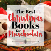 The Best Christmas Books for Preschool Children