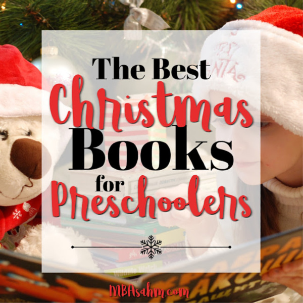 These amazing Christmas books for preschoolers will make your kids so happy this Christmas season. They're perfect for 3-year old, 4-year old, and 5-year old boys and girls, no matter what their interests are!