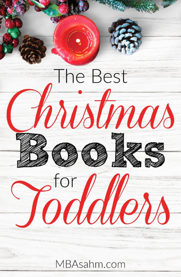These are definitely the best Christmas books for toddlers and ones that they'll definitely get excited about! Toddler Christmas books are a great way to teach your little one about the holiday season and also a great gift idea.