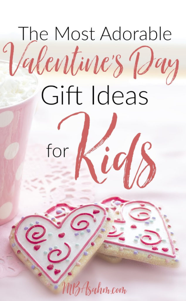 These non-candy Valentine's Day gifts for kids are a perfect way to celebrate the holiday on a low budget. They're also great matching gift ideas for siblings to celebrate Valentine's Day together!