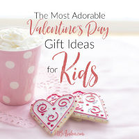 The Best Matching Kid Valentine's Day Gifts