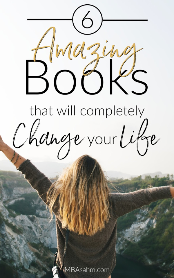 These life-changing books are so amazing, you'll reread them year after year!  If you love inspirational books, then you need to add each of these to your reading list!