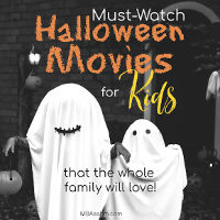 Family Halloween Movies that Your Kids Will Love