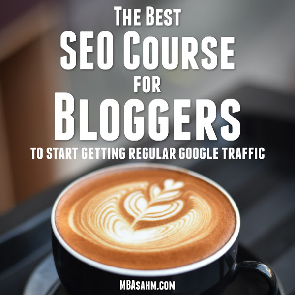 If you're looking to increase your blog traffic, SEO definitely needs to be on your radar. This is definitely the best SEO course I've ever come across and once you own it, you can take it again and again.