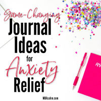 Journal Prompts that Reduce Stress