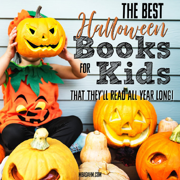 These amazing Halloween books for toddlers and young readers are fun enough that they'll want to keep reading them way past Halloween night.