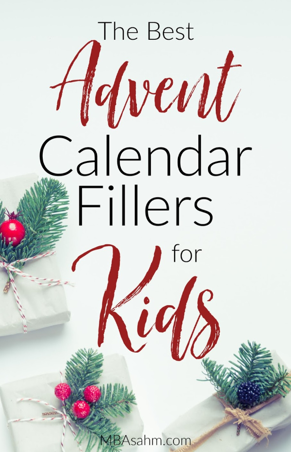 These advent calendar fillers for kids are perfect for DIY Advent calendars that you want to create on your own! It's a great opportunity to include really fun Christmas-themed goodies for your kids that you don't want to have to wait until Christmas morning for.
