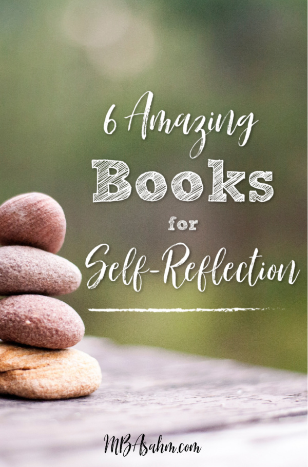 These amazing self-reflection books are must-reads to add to your collection! They're perfect pick-me-ups when you find yourself in a slump.